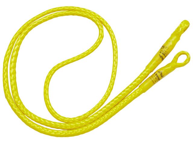 AustriAlpin DynaOne Alpinlus 6mm 1,2m geel